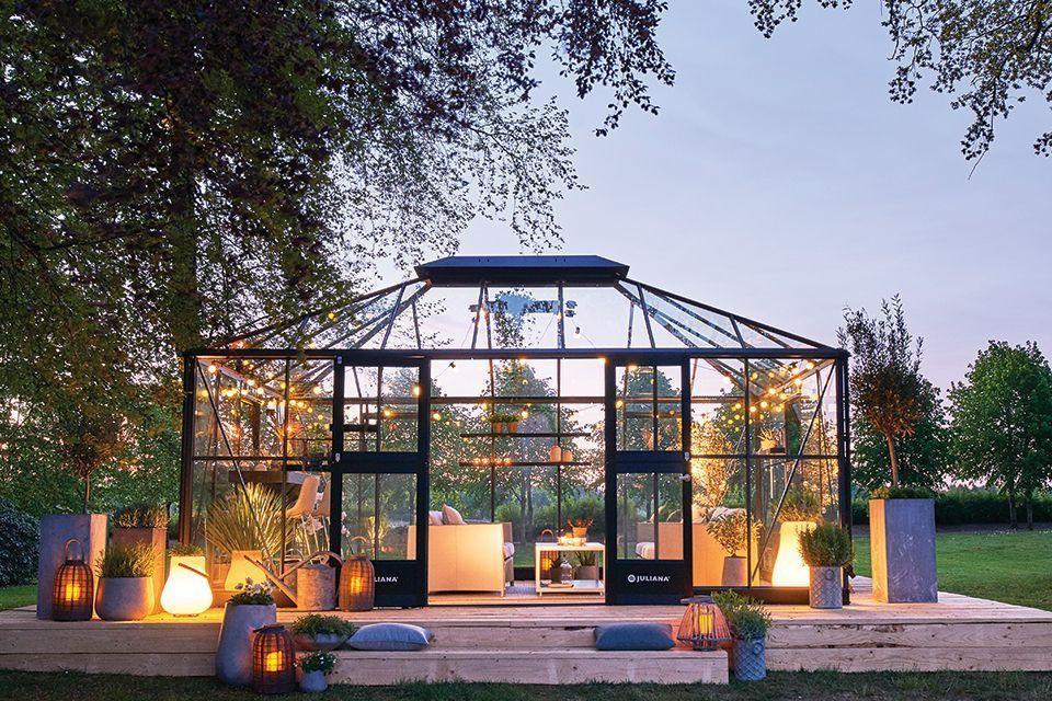 De tuinkamer: creëer een tweede woonkamer