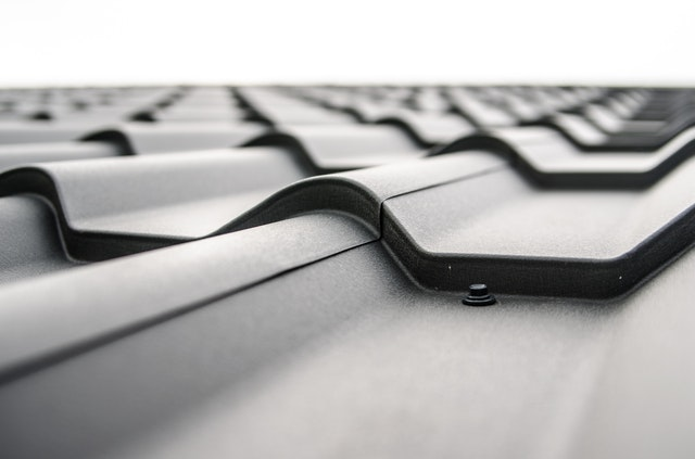 Is je dak stuk?