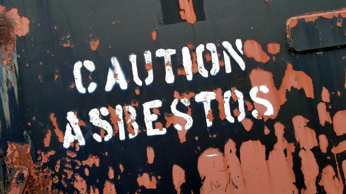 Wat te doen als je asbest in huis hebt