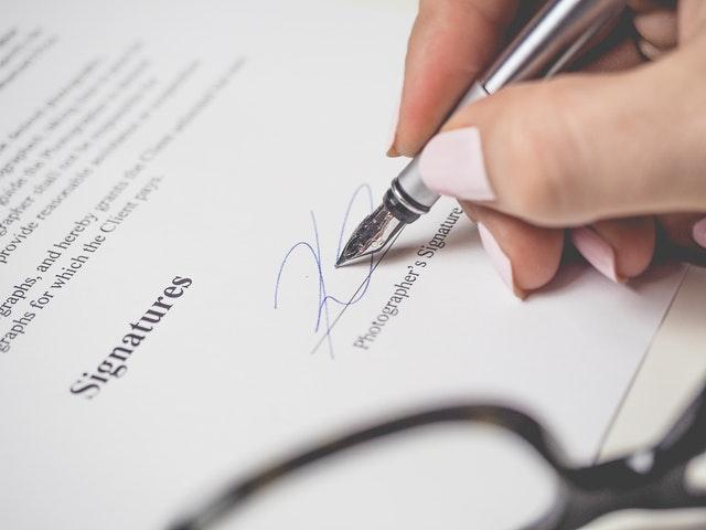 Wanneer heb je een notaris nodig?