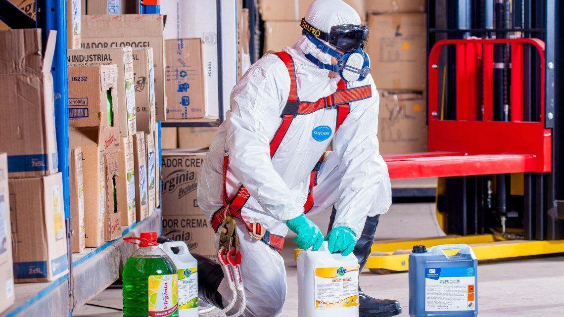Wees bewust van de risico's rond gevaarlijke stoffen in de werkomgeving!
