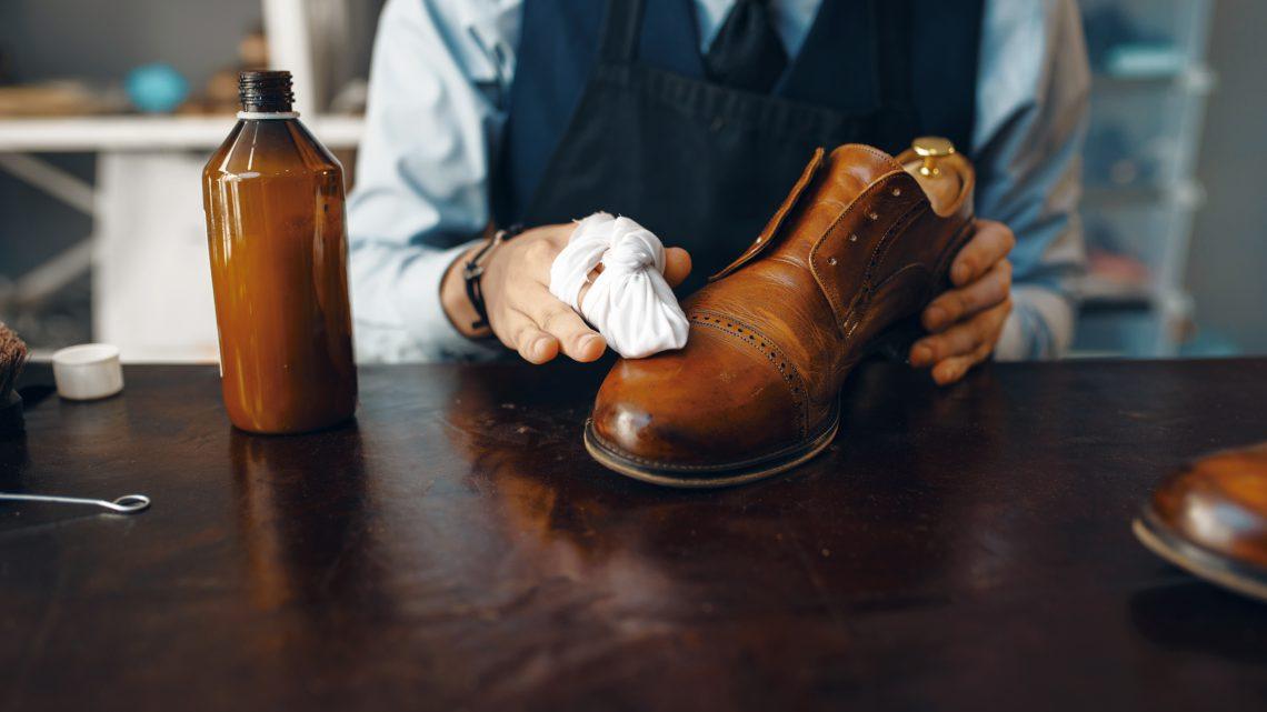 Relatief nieuwe schoenen