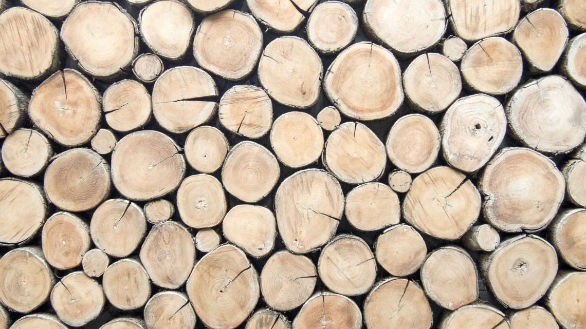 Eenvoudig hout kopen